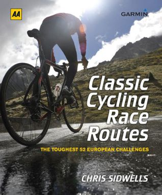 Image of Classic Cycling Race Routes book cover