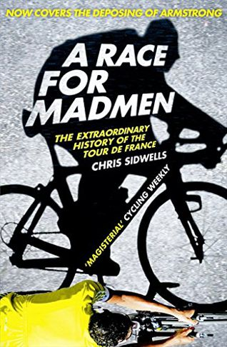 Image of Race for Madmen book cover